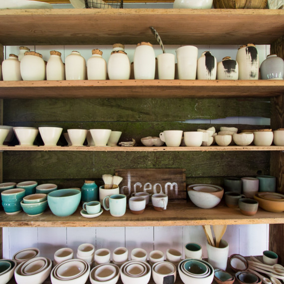 Handmade Ceramics Maui Hawaii